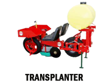Mechanical Transplanter